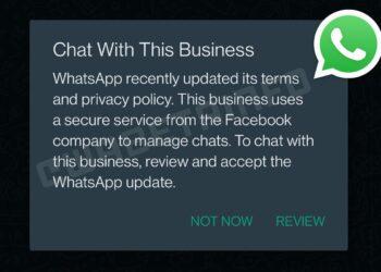 WhatsApp gizlilik değişiklikleri artık isteğe bağlı olacak
