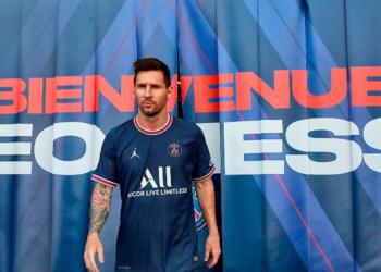 Lionel Messi'nin PSG için ilk golü kripto para piyasalarına oldu