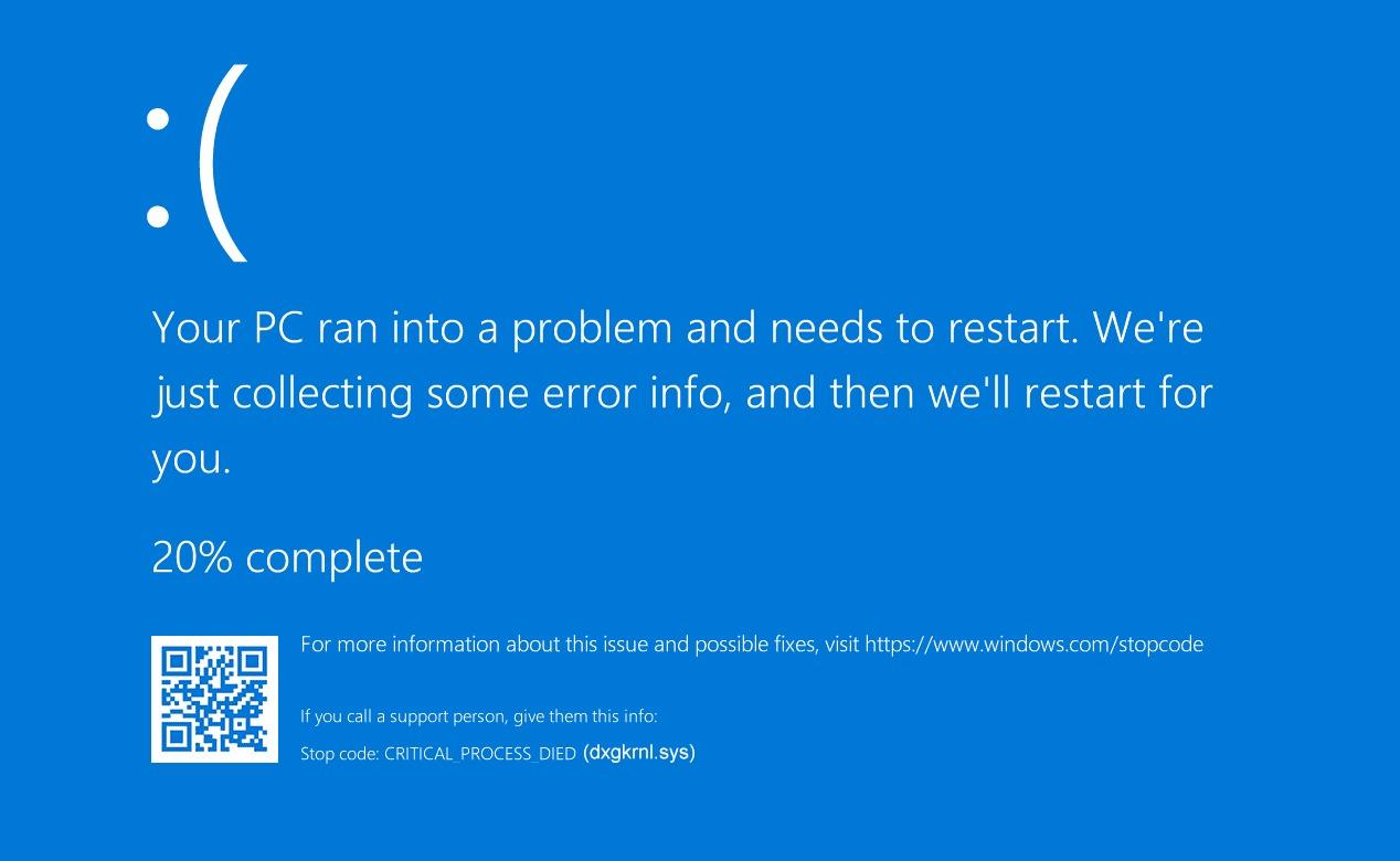 Windows 10 sistem hizmeti istisna durdurma kodu hatası çözümü