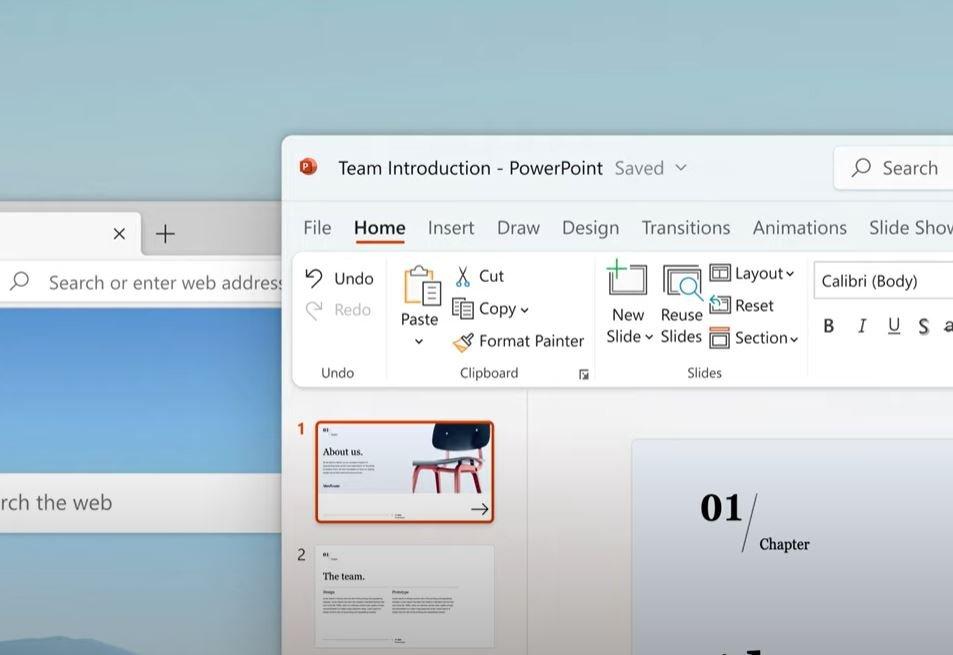 Windows'ta Microsoft Office UI etkinleştirme
