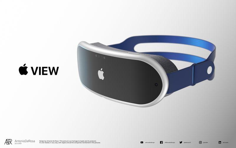 Apple VR/AR gözlükleri harici mobil cihazlarla kullanılabilecek