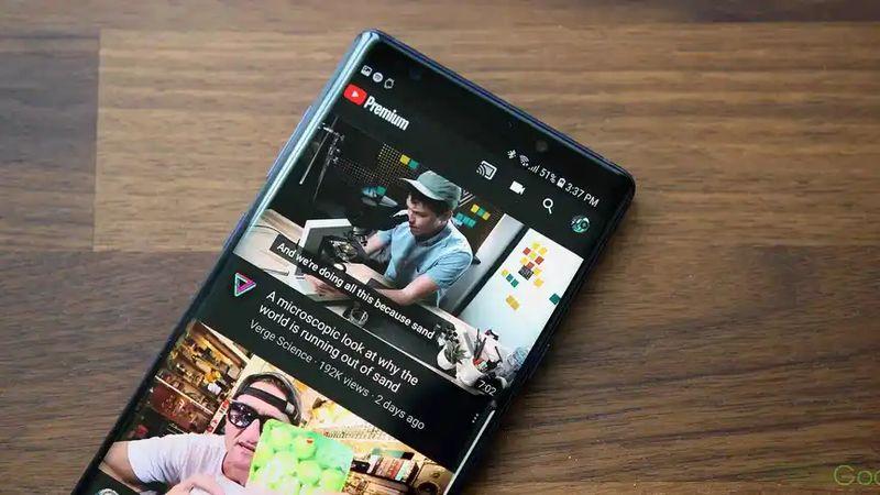 TikTok Android cihazlarda YouTube'u geçti