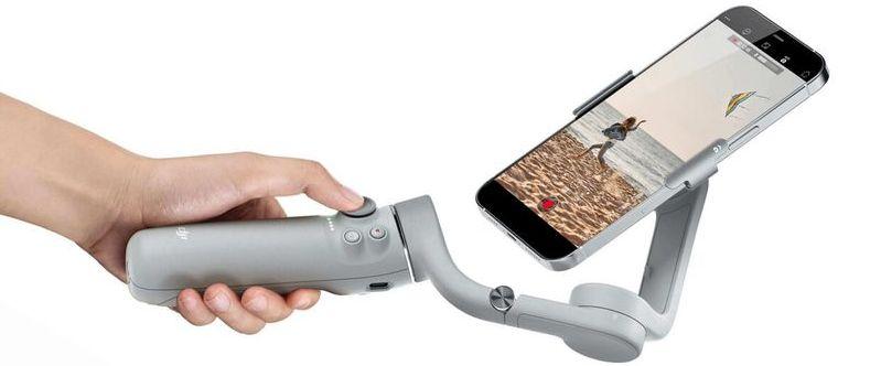 DJI OM5 tanıtıldı: Daha hafif ve kullanışlı