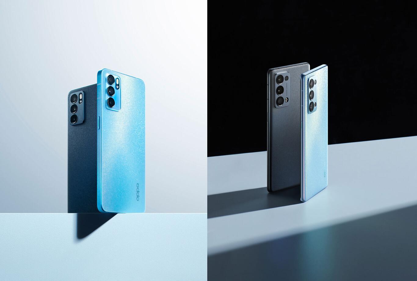 OPPO Reno6 5G ve Reno6 Pro 5G: Benzer görünüm, farklı performans
