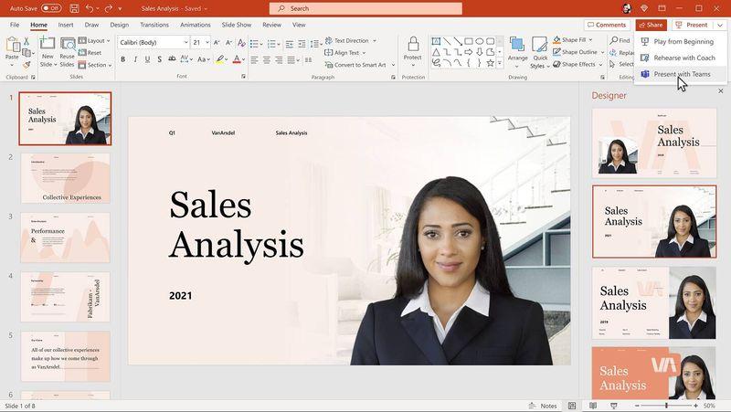 Microsoft Teams, iş toplantıları için yapay zeka destekli özellikler geliştiriyor