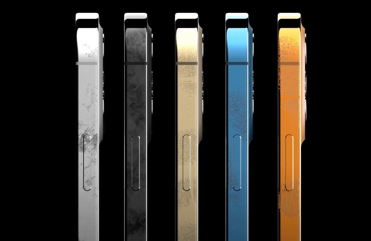 Yeni iPhone renkleri: Siyah, bronz ve pembe
