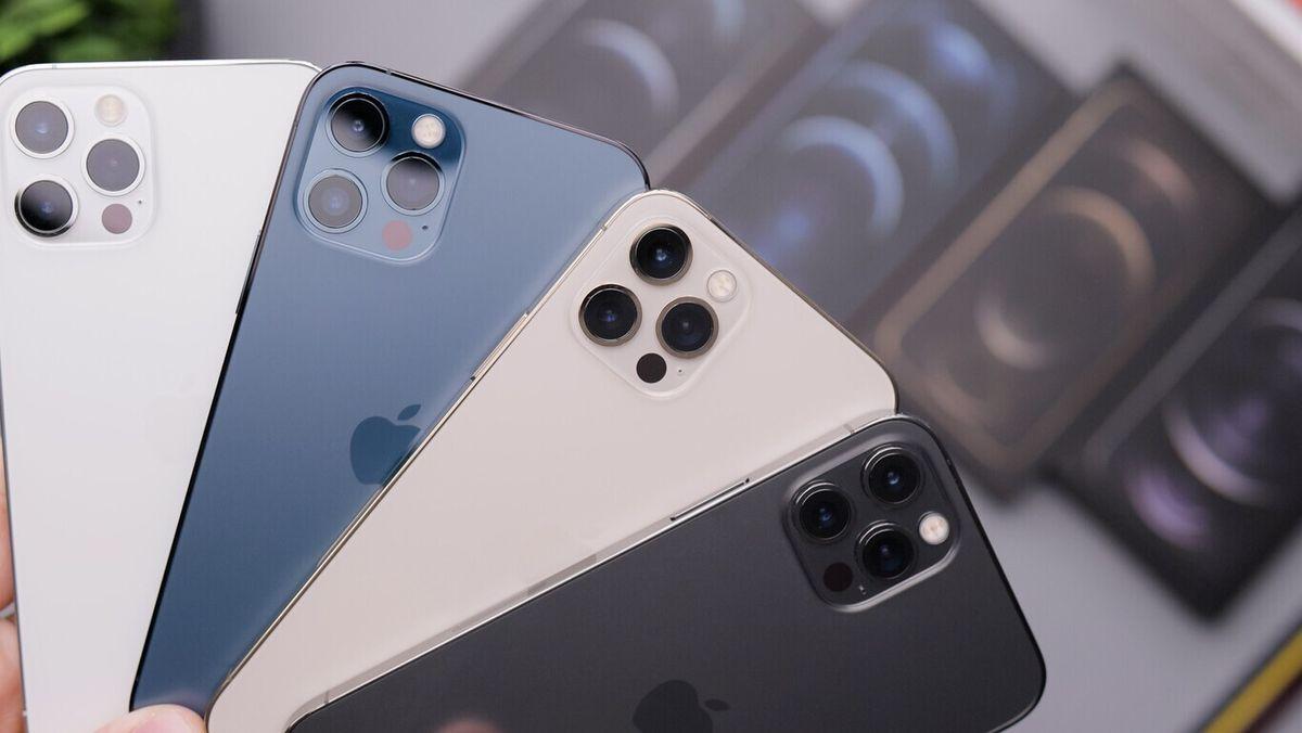 iPhone 13 ile 1 TB depolama geliyor