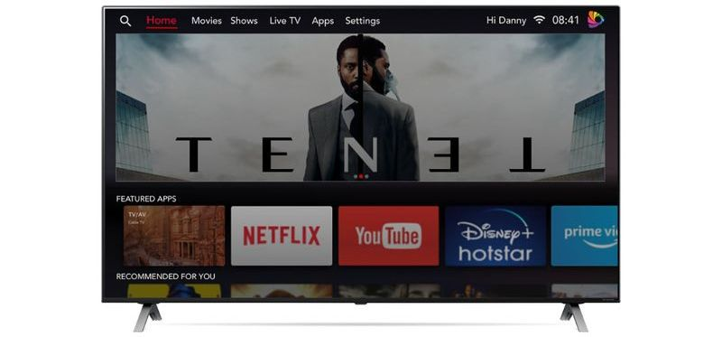LG, yeni Smart TV işletim sistemi River OS'u tanıttı