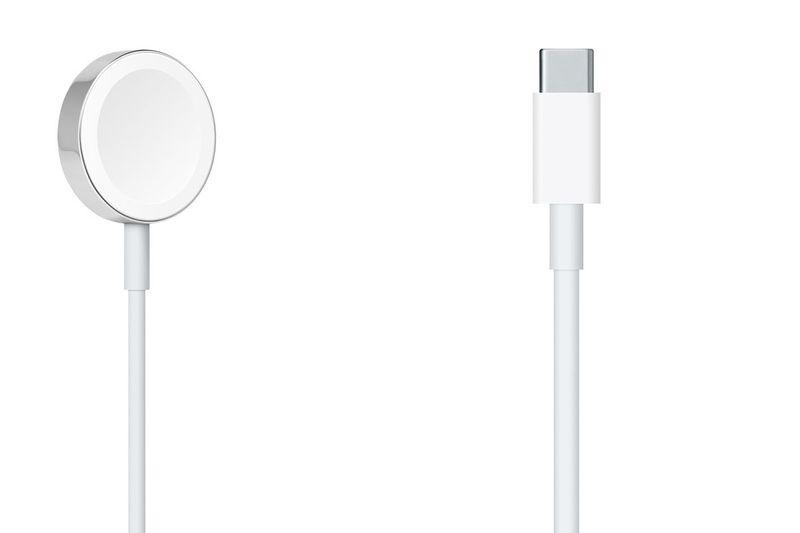 Apple Watch Series 7, USB C hızlı şarj kablosu ile geliyor