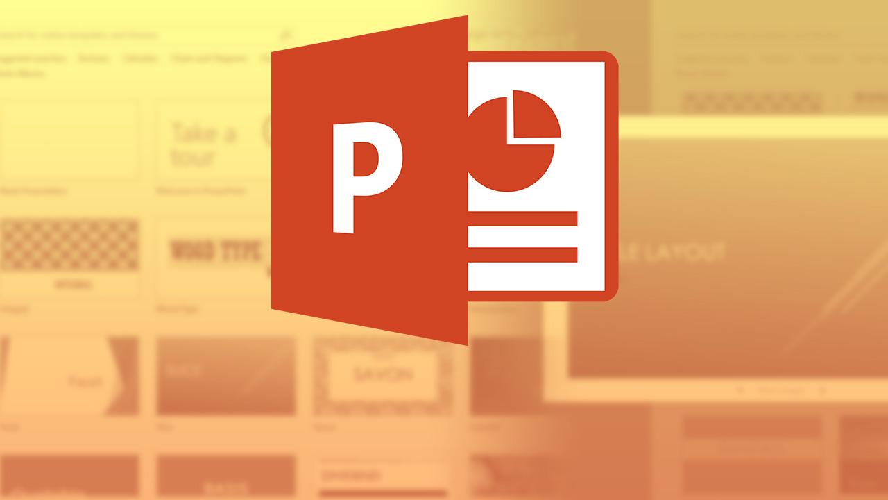 Powerpoint dosyasının boyutunu küçültme