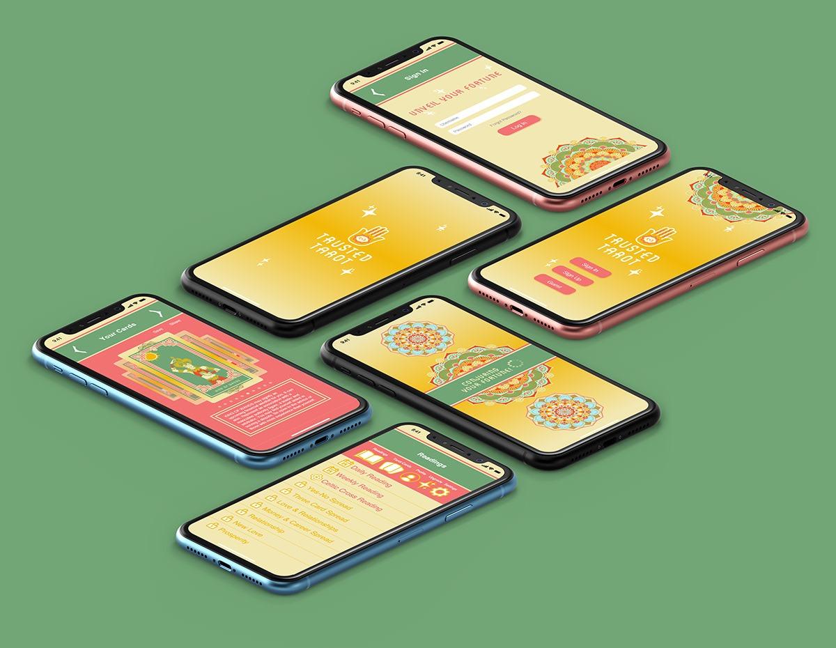 Android için en iyi Tarot falı bakma uygulamaları