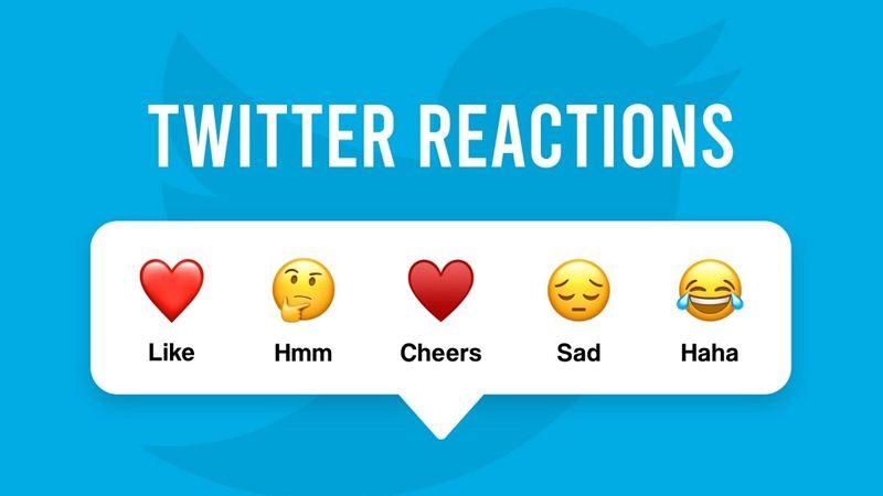 Twitter Tepkiler özelliğini durdurdu