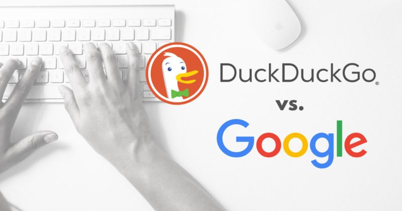 Google yerine DuckDuckGo kullanmak için 4 neden