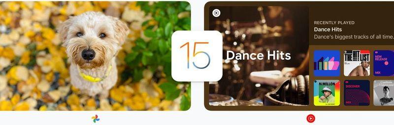 Google uygulamaları iOS 15 için güncelleniyor