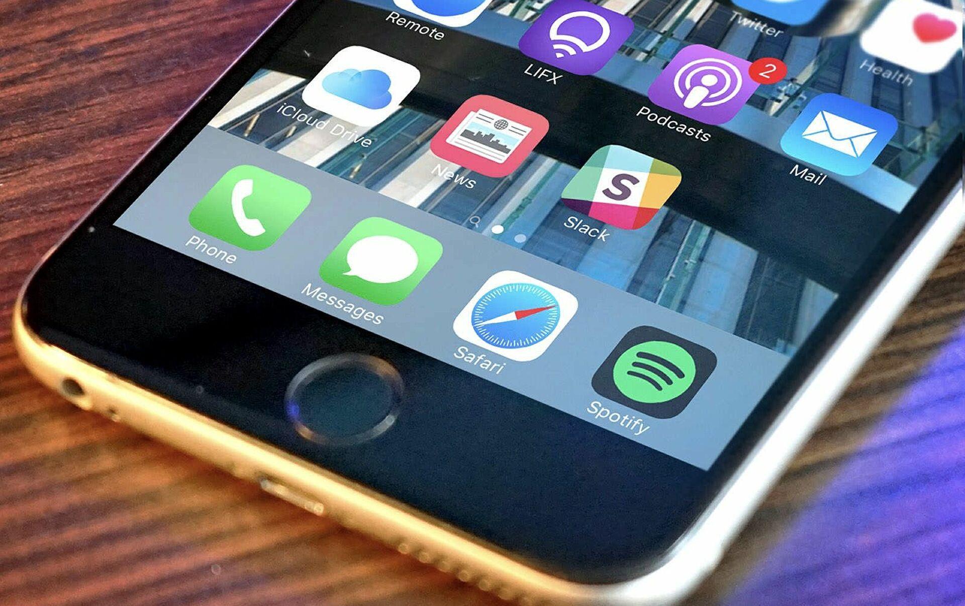 iOS 15'te Safari adres çubuğu geri getirme