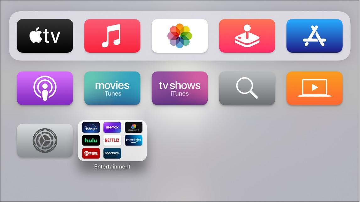 Apple TV'de videolar için altyazı ve dil değiştirme nasıl yapılır