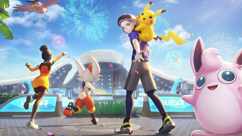 Pokémon Unite mobile geliyor