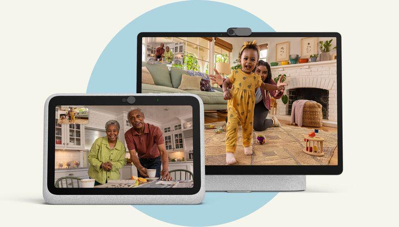 Facebook, akıllı ekranı Portal Go'yu tanıttı