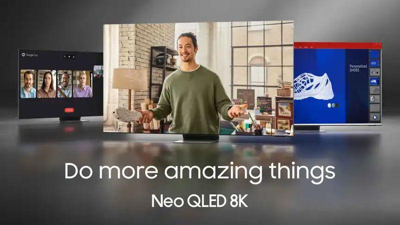 Google Duo ile Samsung TV'lerde görüntülü konuşma yapılabilecek