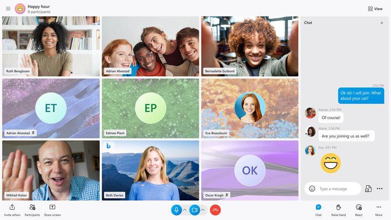 Skype özellikleri ve tasarımı yenilendi
