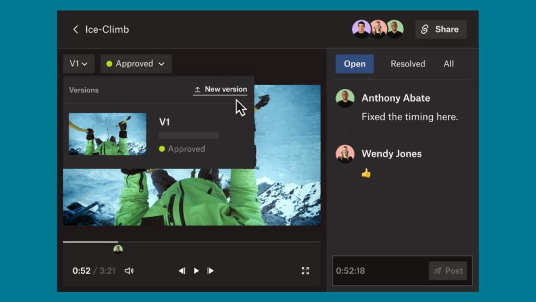 Dropbox iki yeni aracını tanıttı
