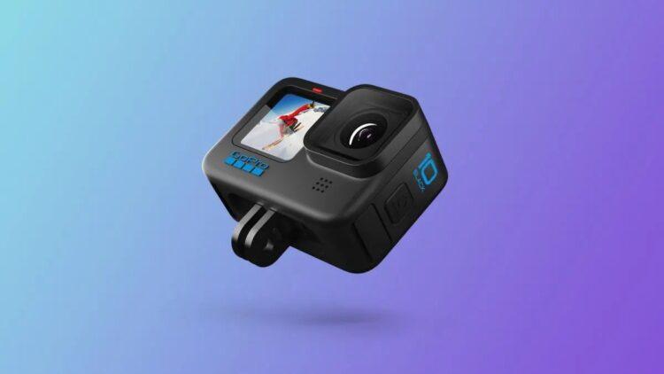 5.3K video çekebilen GoPro Hero 10 Black tanıtıldı