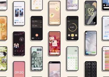 Android 12'de widget'lar için yeniden yapılandırma seçeneği olacak