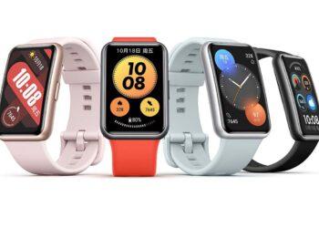 Huawei Watch Fit New ile 7/24 sağlık takibi yapacak