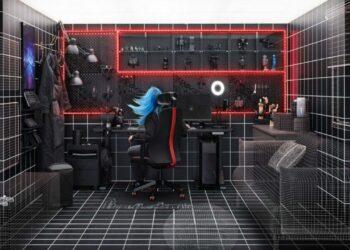IKEA, ASUS ROG ile tasarladığı oyun mobilyası koleksiyonunu tanıttı