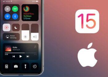 iOS 15'te aynı anda birden fazla görüntü indirme