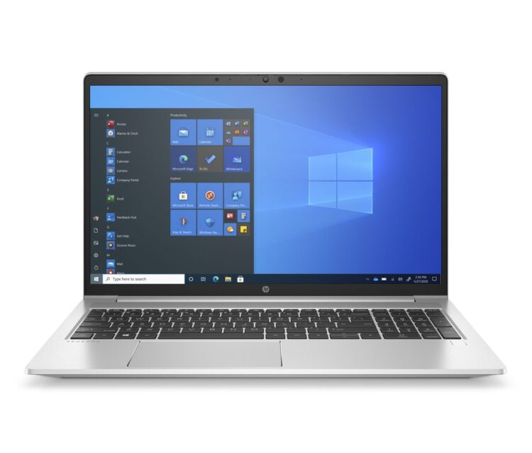 İş dünyası için güvenli dizüstü: HP ProBook 650 G8