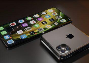 Katlanabilir ekranlı iPhone 2024'te geliyor