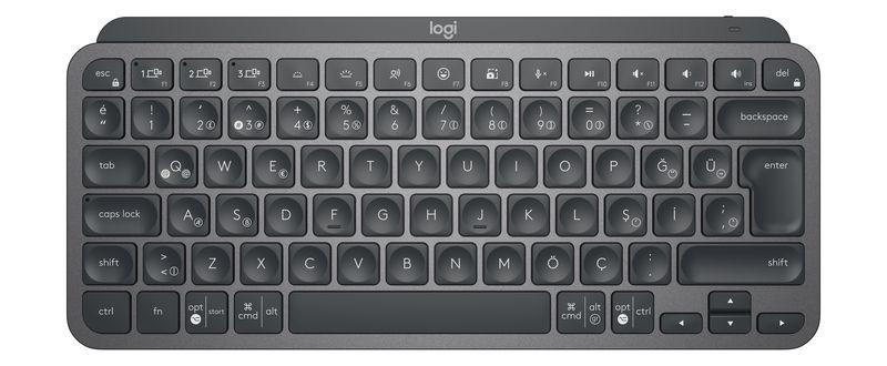 Logitech MX Keys Mini ile verimliliğinizi üst seviyeye çıkarın