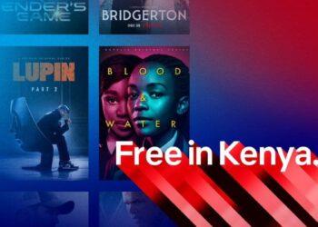 Netflix'ten Kenya'da ücretsiz ve reklamsız paket