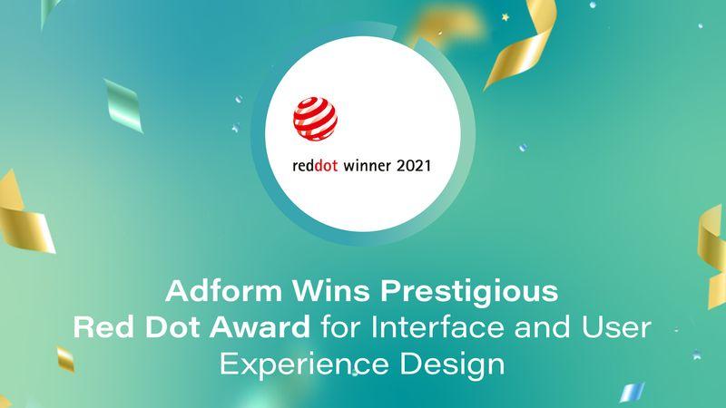 Red Dot'tan Adform FLOW'a iletişim tasarımı ödülü