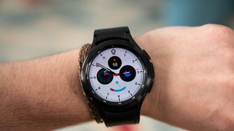 Samsung Galaxy Watch 4 ekran görüntüsü alma