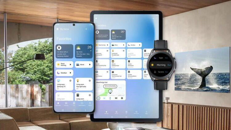 Samsung SmartThings Find artık çok kullanıcılı