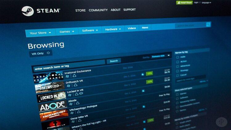 Steam oyunlarında FPS gösterme