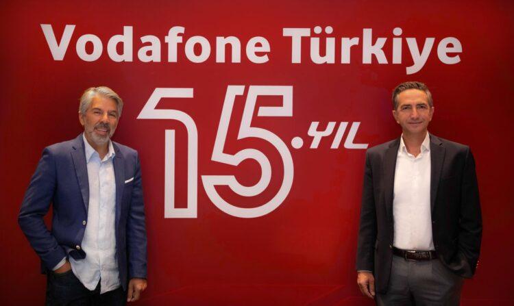 Vodafone'un Türkiye ekonomisine katkısı 15 yılda 334 milyar TL'ye ulaştı