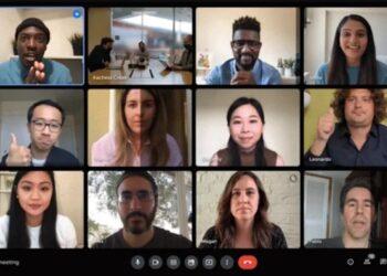 Google Meet arka plan değiştirme rehberi