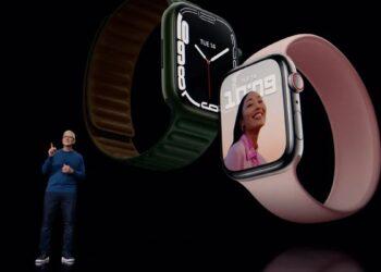 Apple Watch Series 7 çıkış tarihi açıklandı