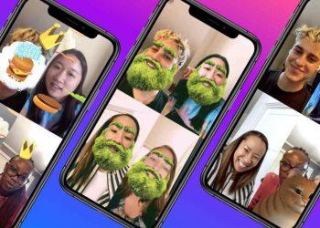 Facebook Messenger görüntülü aramalar için yeni AR Grup Efektleri sunacak