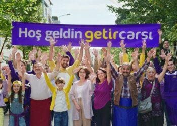 GetirÇarşı'nın ilk reklamı yayınlandı