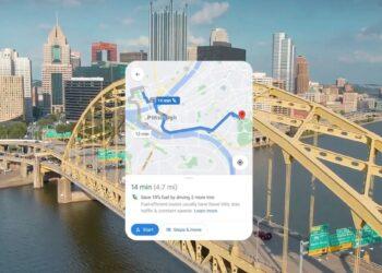 Google Haritalar en çevreci rotayı önerecek