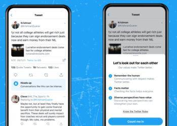 Twitter, toksik konuşmalara girmeden uyaracak