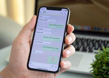 WhatsApp, iOS sürümü için mesajlara tepki özelliği üzerinde çalışıyor