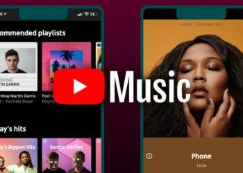 YouTube Müzik arka planda çalma özelliğini hizmete açıyor