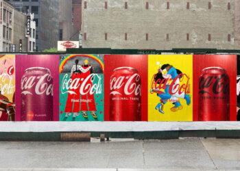 Coca-Cola'nın yeni küresel marka platformu: Real Magic