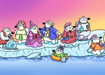 Karikatürist Selçuk Erdem'in NFT serisi saniyeler içinde tükendi