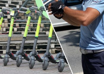 Elektrikli scooter kullanırken dikkat: Çok sayıda ceza kesildi